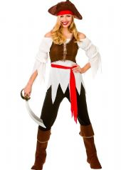 Pirate Shipmate Costume EF-2171